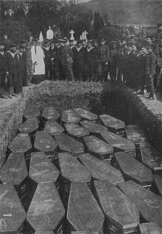 The Dead The Lusitania Disaster Pictures Cbs News