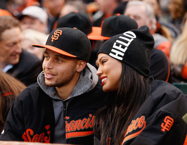 Curry met his wife at 15 mvp vs mvp lebron james and stephen curry met his wife at 15 mvp vs mvp lebron james and stephen curry duke it out in the nba finals pictures cbs news m4hsunfo