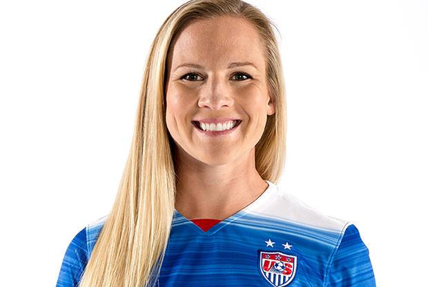 Christen Press - Meet the U S  women's soccer team seeking