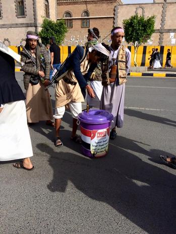 Inside Yemen's war-torn capital