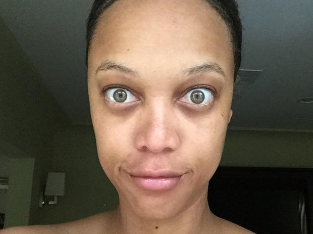21 celebs without makeup or retouching