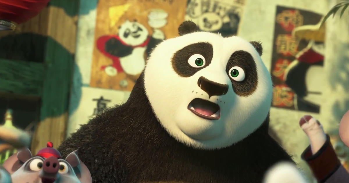 Kung Fu Panda 3 Trailer Released With New Villain And Family Drama Cbs News