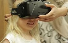 Stanford studies virtual reality, kids, and the effects of make-believe