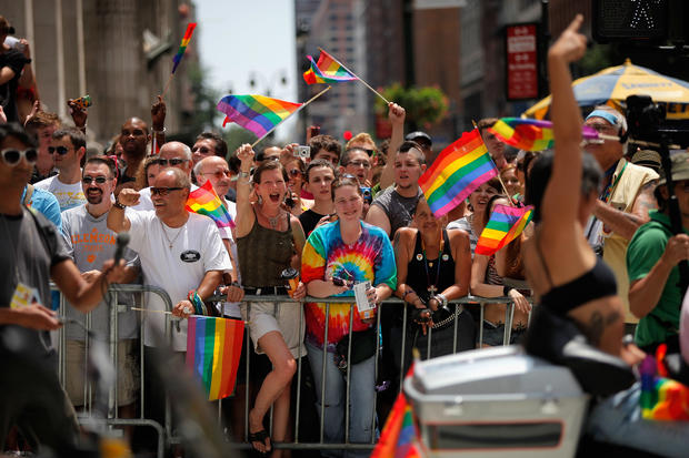 A history of gay rights in America