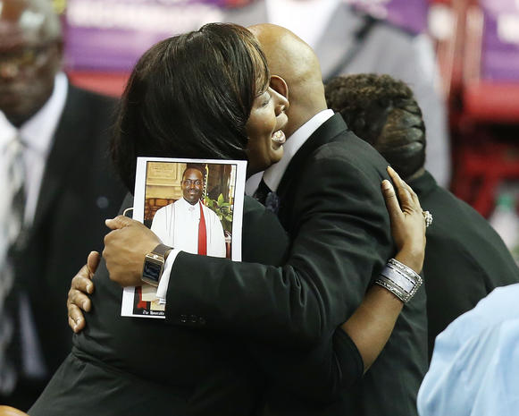 South Carolina mourns