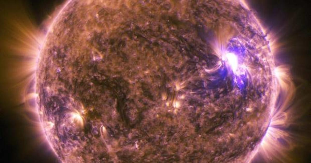 Another solar storm to hit Earth this weekend