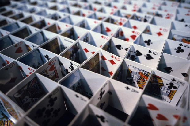 Houses of cards