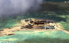 Life on a disputed island in the South China Sea
