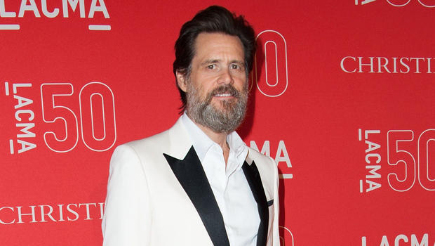 Jim Carrey slams California vaccine law - CBS News