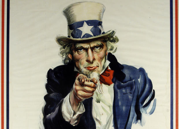 Image result for first uncle sam