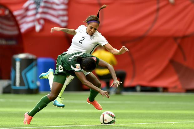 Team USA 2015 World Cup highlights