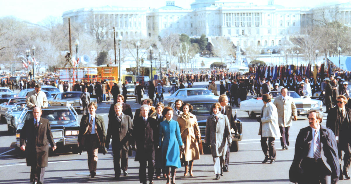 jimmy carter inaugural address
