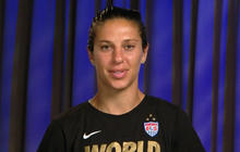 "World Cup MVP Carli Lloyd on ""surreal"" and ""unbelievable moment"""