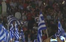 Markets brace for turmoil as Greek voters reject bailout