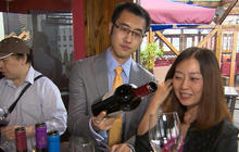 China builds wine country in its own desert