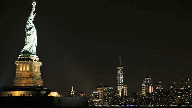 Statue of Liberty celebrates 130 years