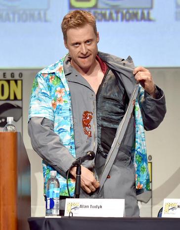 Stars at Comic-Con 2015