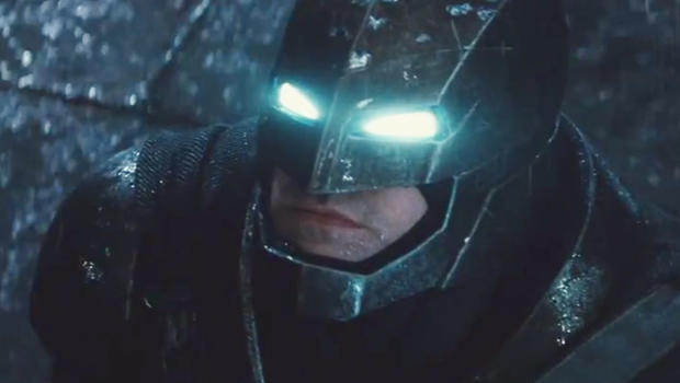 Ben Affleck appears to reveal a new DC villain via social ...