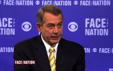 """John Boehner: Immigration reform is """"almost impossible"""""""