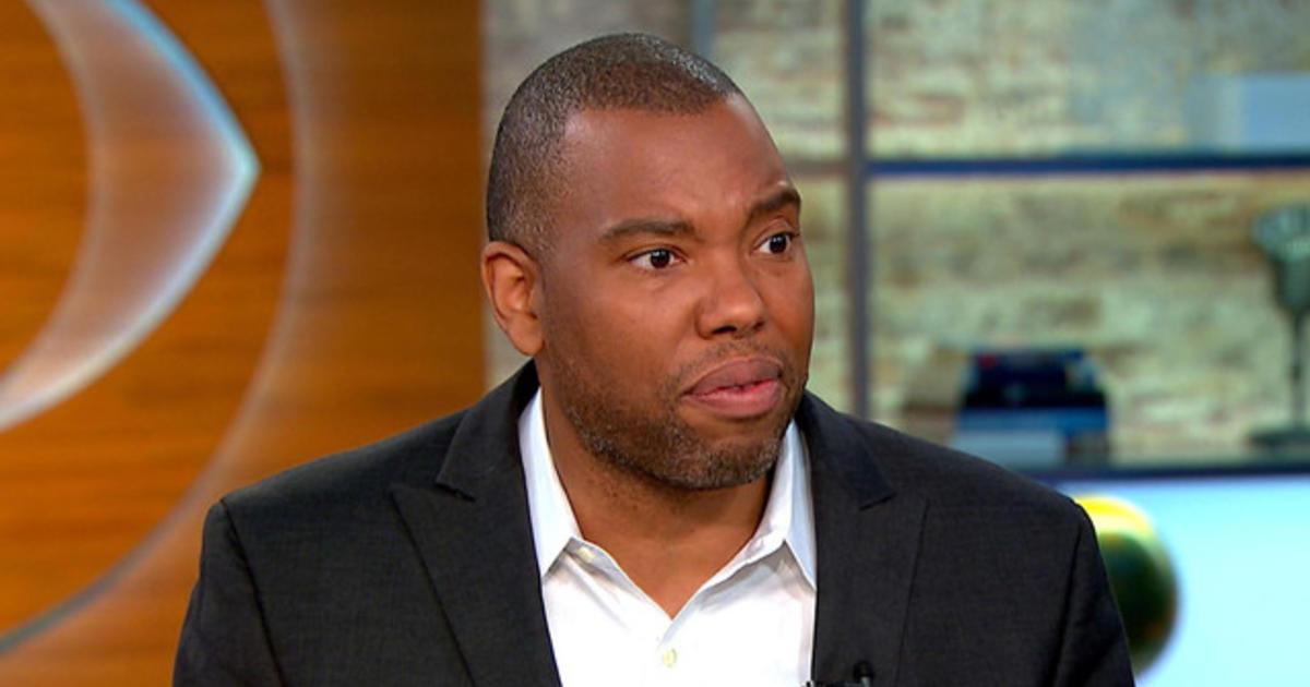 Ta-Nehisi Coates explores America's racial divide in new book