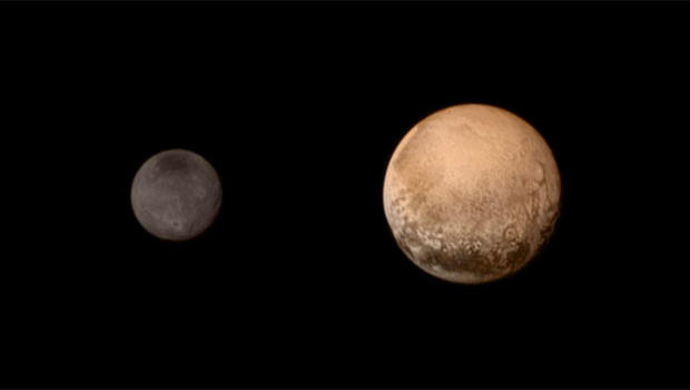 Kerberos Moon Of Plluto: Pluto Probe Hours From Once-in-a-lifetime Flyby