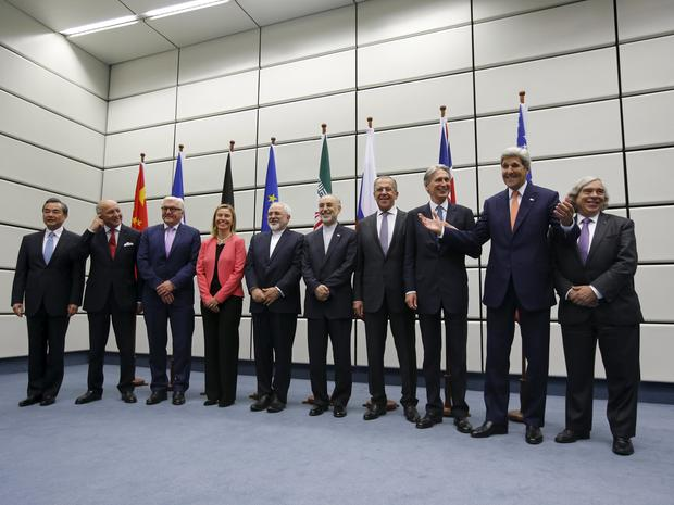 Iran nuclear agreement: A timeline