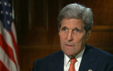 Secretary of State John Kerry on Iran nuclear deal