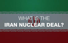 What is the Iran nuclear deal?