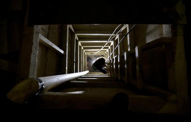 u0026quot el chapo u0026quot  escape tunnel