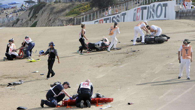 Two Spanish riders killed in California motorcycle race ...