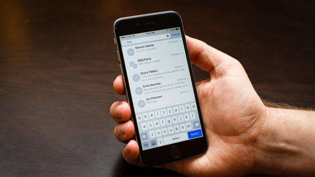 Blue or green messages? - 14 iPhone tips you'll wish you