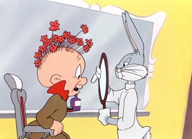 Rabbit Of Seville Happy 75th Birthday Bugs Bunny Pictures