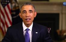 Obama promises to veto any bill repealing Dodd-Frank