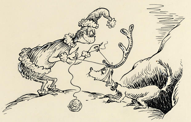 Old book, new book - Dr. Seuss story once lost is found
