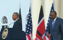 Obama focuses on terror fight, human rights in Africa visit