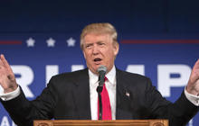 Trump campaign responds to article about ex's rape allegations