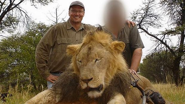 Image result for cecil the lion