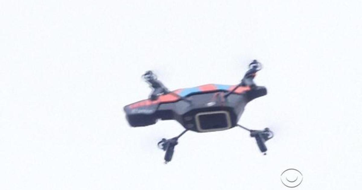 Report details threat of attacks by drones