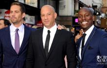 """Tyrese Gibson opens up about Paul Walker, """"Furious 7"""""""