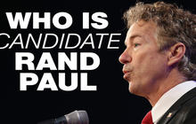 Who is presidential candidate Rand Paul?