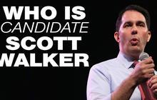 Who is candidate Scott Walker?