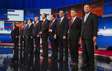 GOP debate: Trump, Bush, Cruz, Paul, and Rubio mix it up
