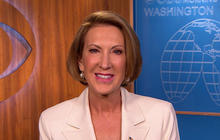 """Carly Fiorina on helping allies push back against """"new Chinese aggression"""""""