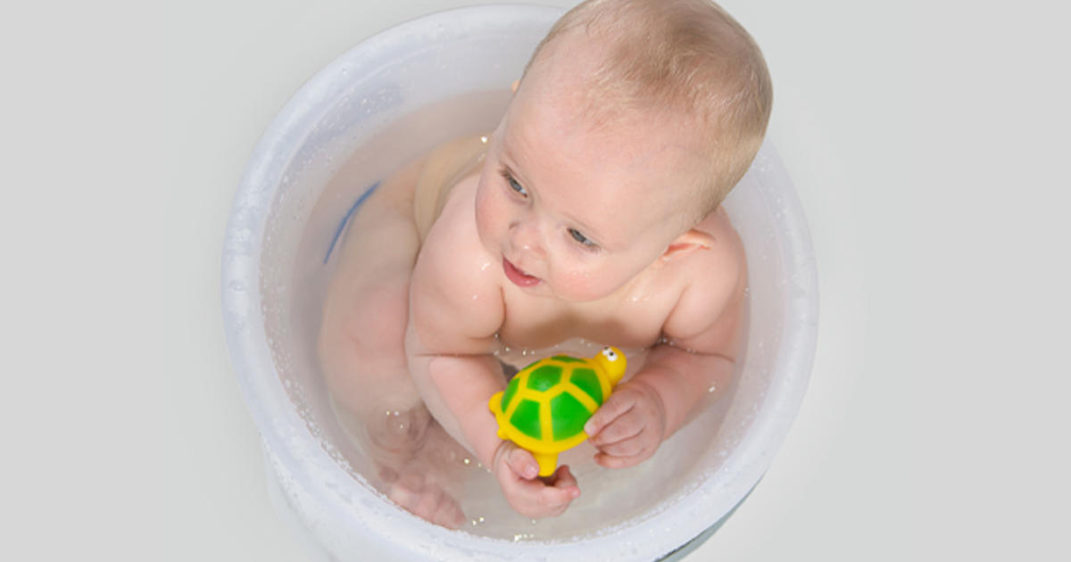 Hidden drowning risks to kids at home - CBS News