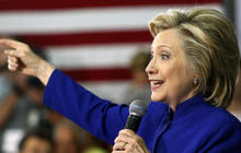 Clinton email controversy could open door for Democratic rivals