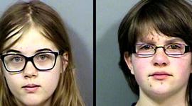 """Teen girls plead not guilty in """"Slender Man"""" trial"""