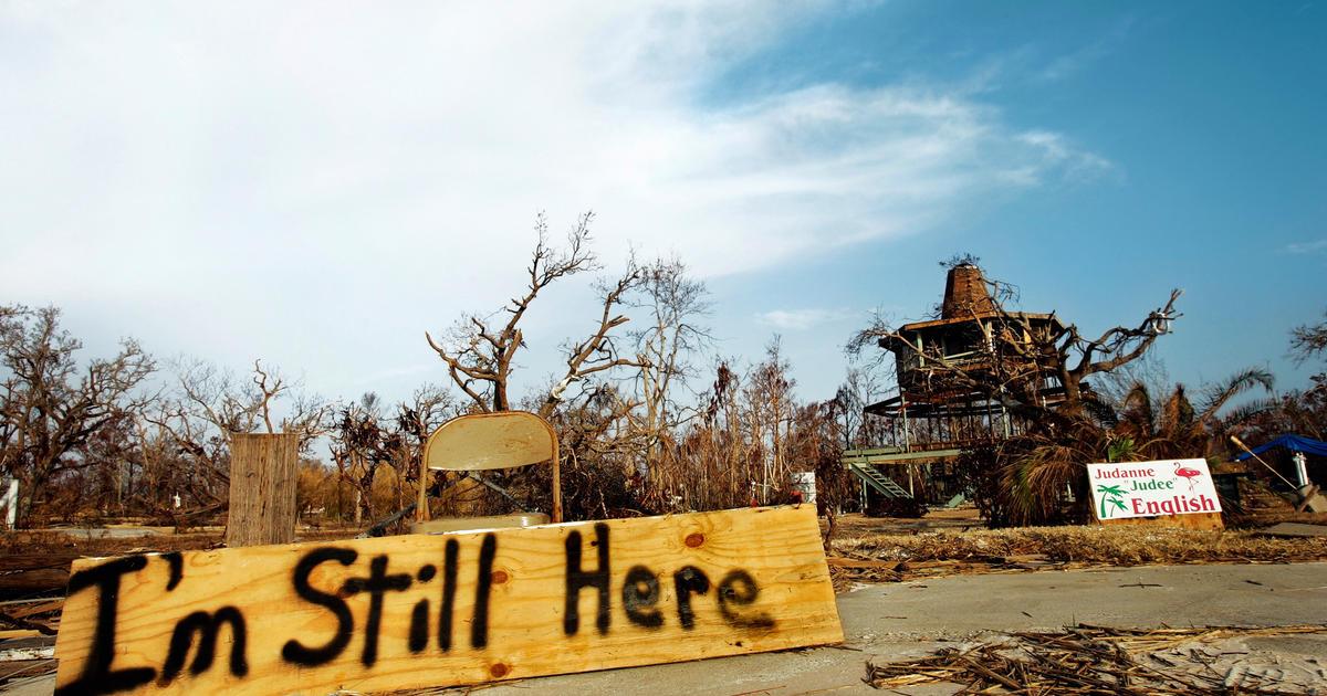Katrina - Waveland, Mississippi - Katrina 10 years later ...