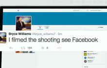 Social media's role in the fatal shooting of WDBJ news crew