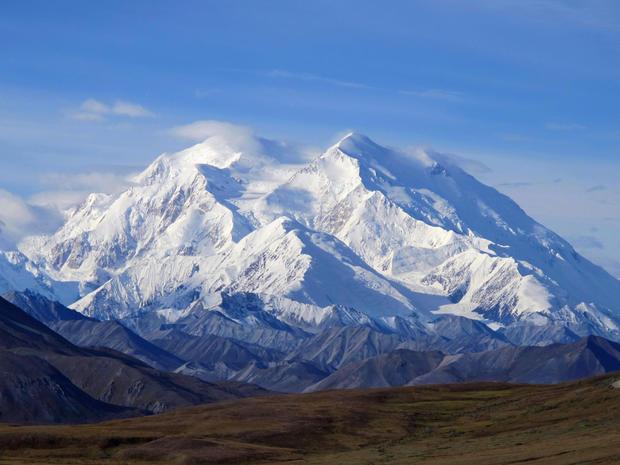 Mount McKinley Denali National Park