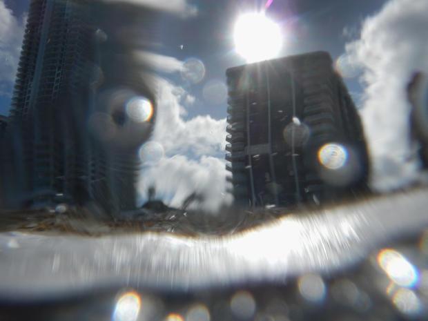 climate change sea level Miami